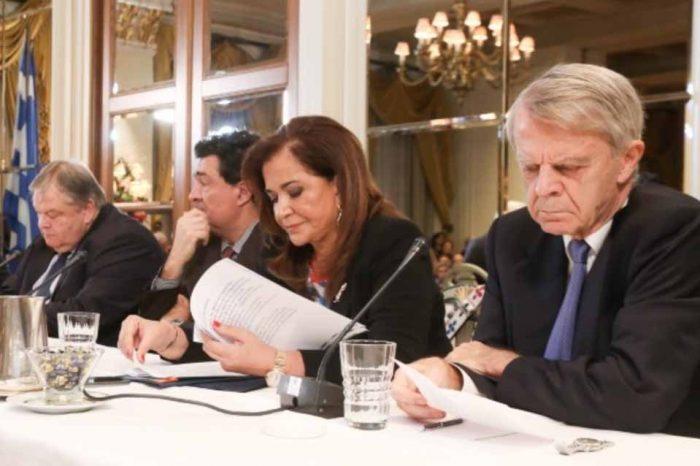 Ντόρα Μπακογιάννη: Η Ελλάδα δεν είναι αδύναμη, έχει εργαλεία, έχει όπλα πίεσης και έχει συμμάχους
