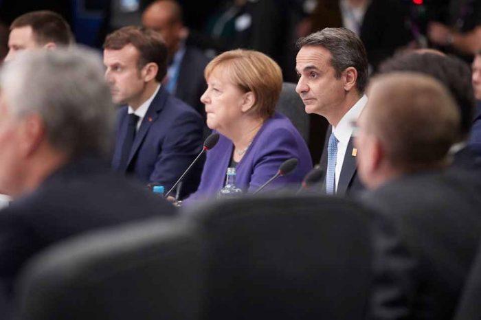 Πρωθυπουργός Κυριάκος Μητσοτάκης:  Η ενότητα και η αλληλεγγύη πρέπει να είναι βασικές αρχές