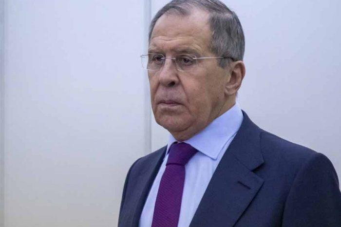 Λαβρόφ : Το κουρδικό ζήτημα είναι «πραγματικά μια βόμβα» για ολόκληρη την Μέση Ανατολή