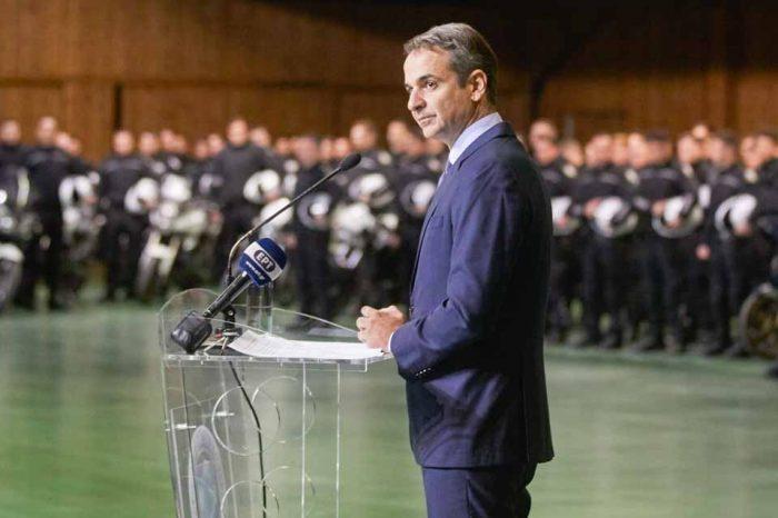 Πρωθυπουργός Κυριάκος Μητσοτάκης: Μηδενική ανοχή στην παρανομία. Αλλά και μηδενική ανοχή στην αυθαιρεσία