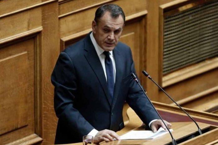 Νίκος Παναγιωτόπουλος: Οι Ένοπλες Δυνάμεις της χώρας είναι η κόψη του σπαθιού η τρομερή και δικό μας καθήκον είναι να παραμείνουν