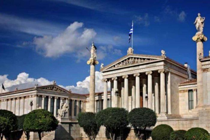 Tα βραβεία και τους επαίνους της χρονιάς απένειμε η Ακαδημία Αθηνών