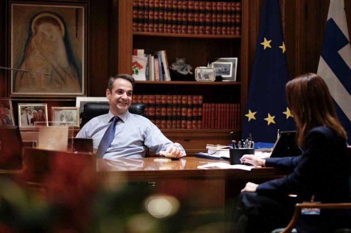 Κυριάκος Μητσοτάκης: Προχωράμε μπροστά με αξιοπιστία για μια καλύτερη Ελλάδα