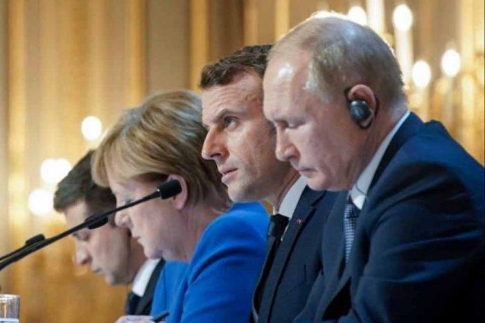 Προσπάθεια να ξαναρχίσει η ειρηνευτική διαδικασία στην Ουκρανία