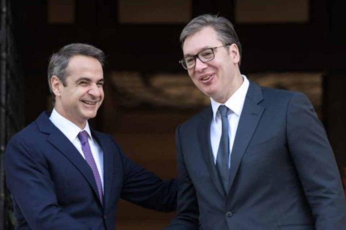 Πρωθυπουργός Κυριάκος Μητσοτάκης: Επιβεβαιώσαμε τις άριστες διμερείς μας σχέσεις