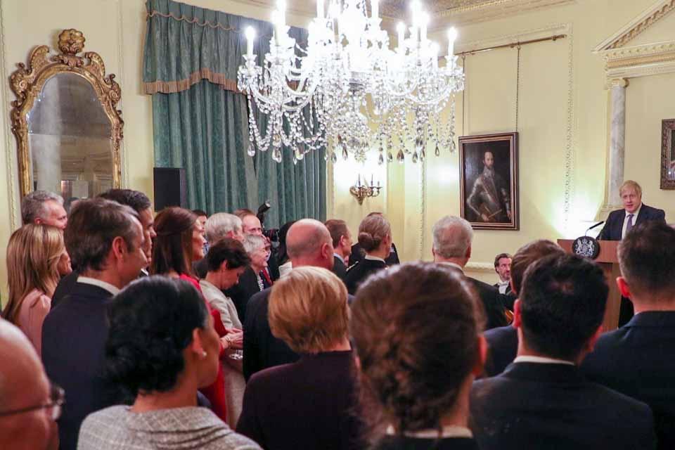 Οι κρίσιμες συναντήσεις του Πρωθυπουργού στο Λονδίνο