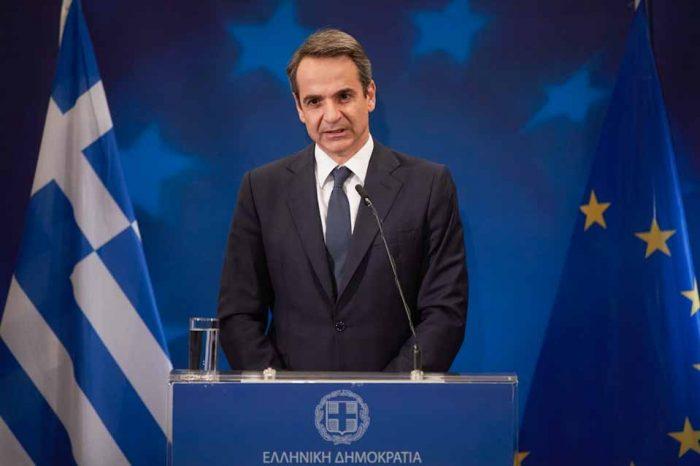 Πρωθυπουργός Κυριάκος Μητσοτάκης: Μήνυμα σιγουριάς και αυτοπεποίθησης