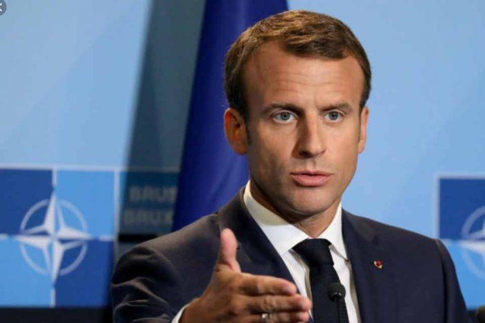 Ε.Μακρόν :Στήριξη στην Ελλάδα για τη συμφωνία Λιβύης-Τουρκίας