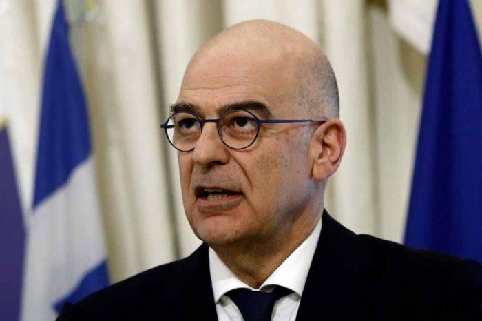Στις Βρυξέλλες, τη Δευτέρα ο υπουργός Εξωτερικών, Νίκος Δένδιας