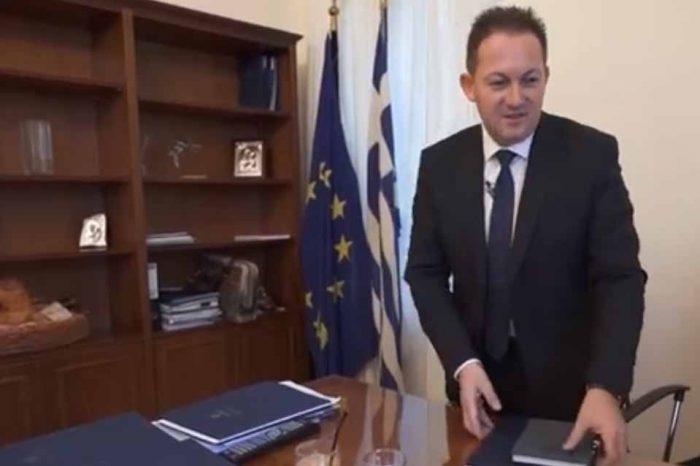 Στέλιος Πέτσας : Ευρύτερη ευρωπαϊκή «ομπρέλα» στήριξης της χώρας μας έναντι της τουρκικής προκλητικότητας