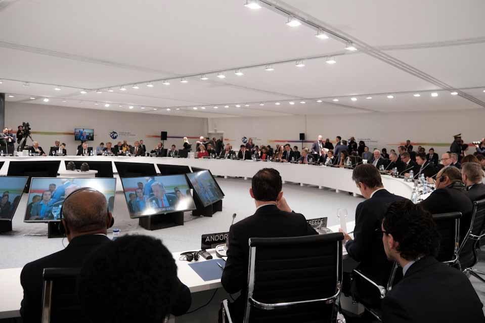 Η ομιλία του Πρωθυπουργού Κυριάκου Μητσοτάκη,  στη Διάσκεψη του ΟΗΕ για την Κλιματική Αλλαγή