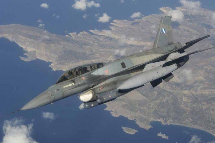 Εκσυγχρονισμός και αναβάθμιση των αεροσκαφών F-16 της Πολεμικής Αεροπορίας