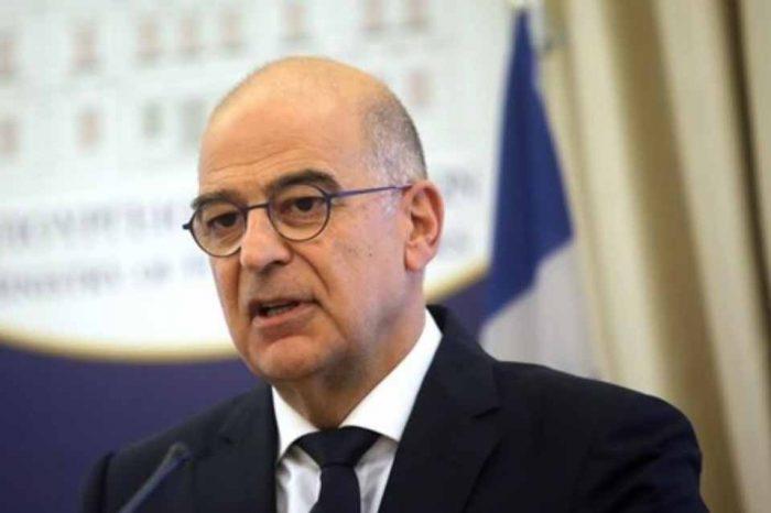Νίκος Δένδιας : η ελληνική κυβέρνηση στηρίζει τις προσπάθειες του κ. Salamé