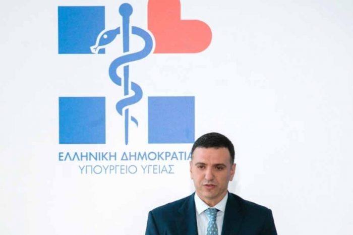 Βασίλης Κικίλιας: 175 προσλήψεις γιατρών στα ΤΕΠ, προκήρυξη 1350 θέσεων σε ΕΚΑΒ και νοσοκομεία