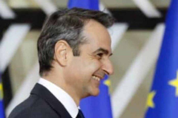 Σημαντικές επαφές θα έχει αύριο ο πρωθυπουργός Κυριάκος Μητσοτάκης σε Παρίσι και Βρυξέλλες