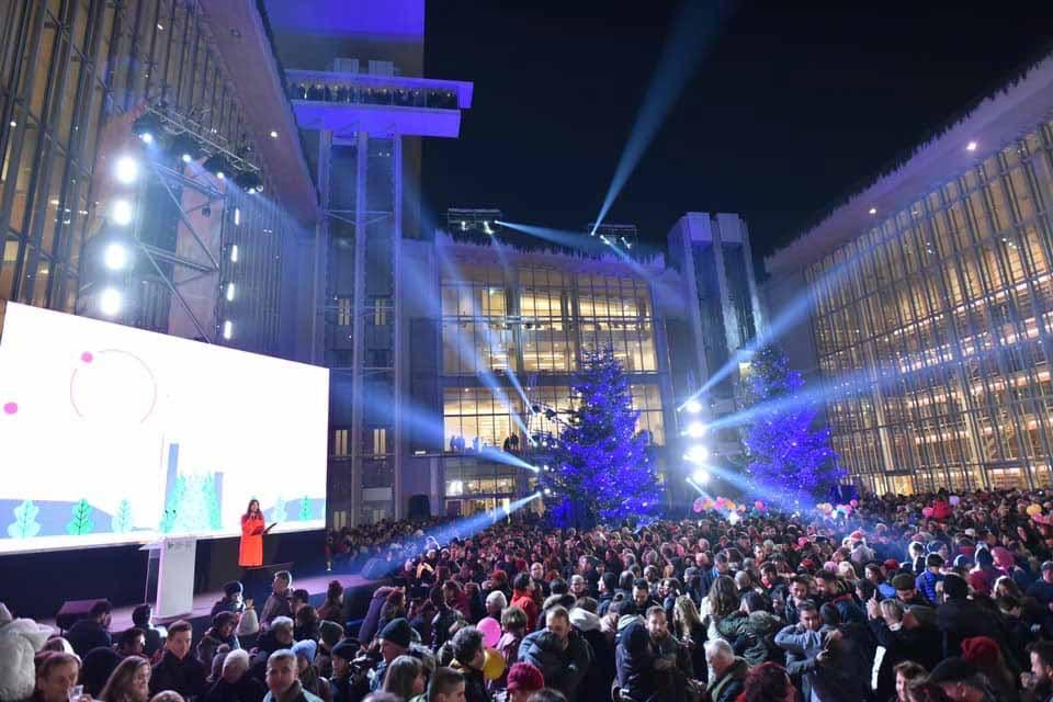 Στο Κέντρο Πολιτισμού Ίδρυμα Σταύρος Νιάρχος, 34.000 επισκέπτες υποδέχθηκαν το 2020
