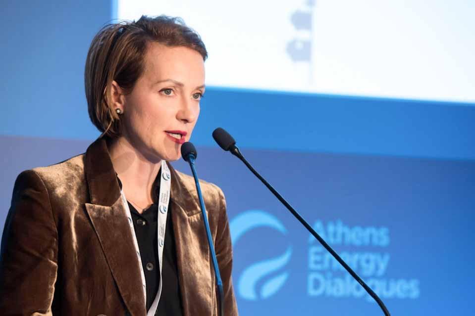 Αλεξάνδρα Σδούκου: Η ηλεκτροκίνηση στο επίκεντρο της ενεργειακής μετάβασης