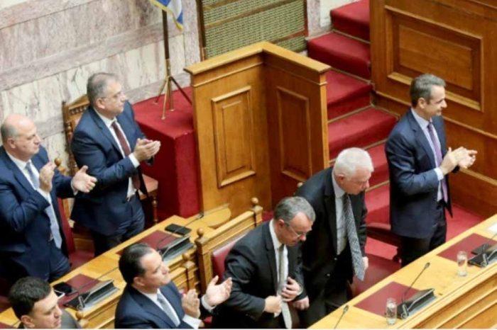 Πρωθυπουργός:  Η εκλογή της Αικατερίνης Σακελλαροπούλου, συμβολίζει τη μετάβαση στη νέα εποχή