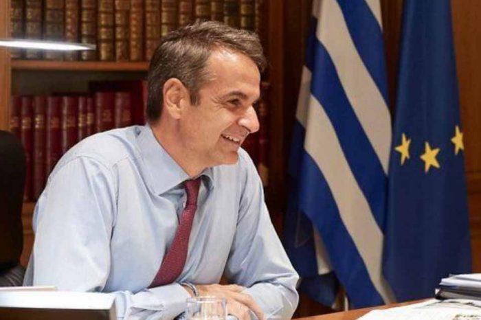 Επικοινωνία του Πρωθυπουργού με Σαρλ Μισέλ και Ούρσουλα φον ντερ Λάιεν