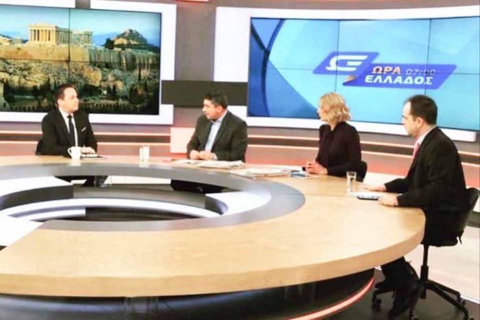 Στέλιος Πέτσας: Εθνική ομοψυχία, να στηριχθεί η εθνική γραμμή