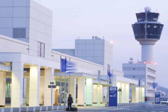Σε τροχιά ανόδου, η επιβατική κίνηση του Διεθνούς Αερολιμένα Αθηνών