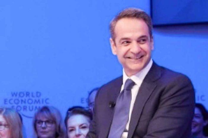 Ο Κυριάκος Μητσοτάκης, ο «πράσινος» Πρωθυπουργός