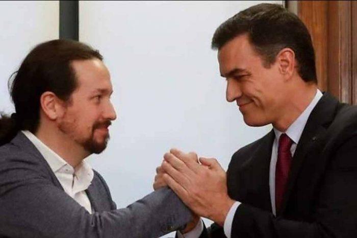 Ισπανία: Η κυβέρνηση συνασπισμού  υπερψηφίσθηκε