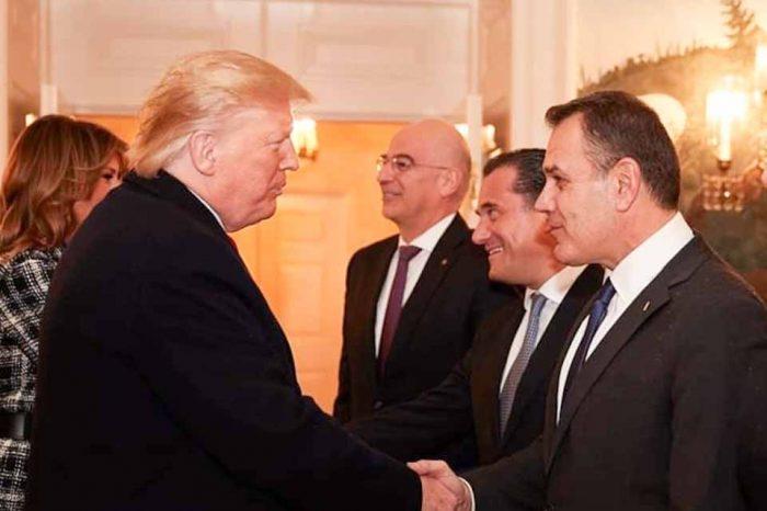 Νίκος Παναγιωτόπουλος: Πήραμε τη στήριξη του Προέδρου των ΗΠΑ