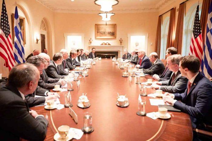 Τζέφρι Πάιατ: Η Ελλάδα κρίσιμος εταίρος στη στρατηγική της Αμερικής στην Ανατολική Μεσόγειο