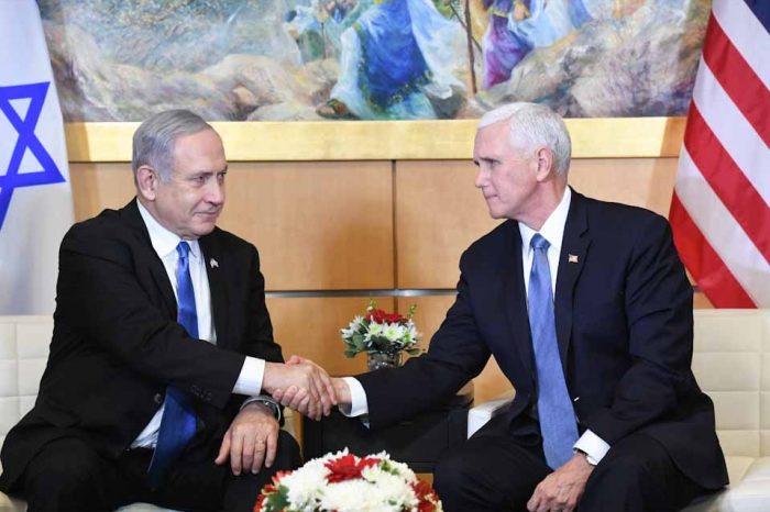 Νετανιάχου: «ιστορικό», το ειρηνευτικό σχέδιο για τη Μέση Ανατολή
