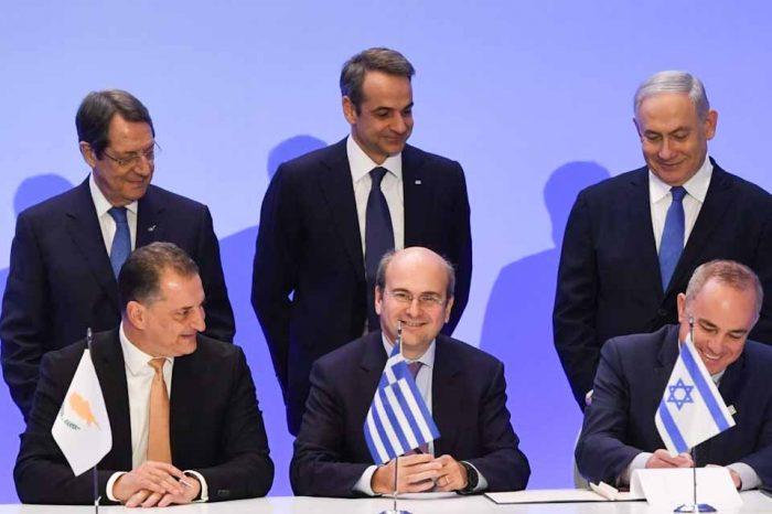 La Stampa: H Ιταλία στηρίζει τη συμφωνία για τον EastMed