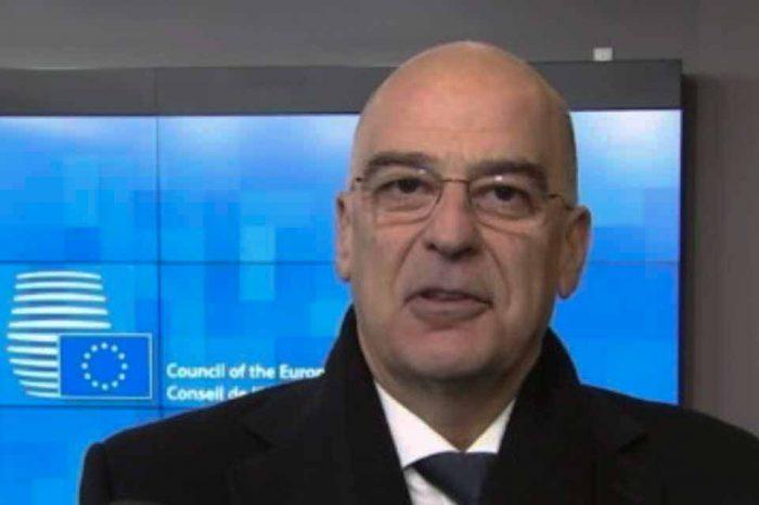 Νίκος Δένδιας: Ανάγκη να διαπιστωθεί η ακυρότητα και η ανυπαρξία των μνημονίων που υπεγράφησαν μεταξύ της κυβέρνησης της Τρίπολης και της Τουρκίας