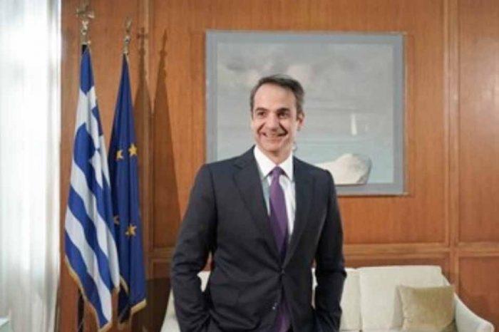 Ο Πρωθυπουργός, συναντάται με την ηγεσία του υπουργείου Τουρισμού