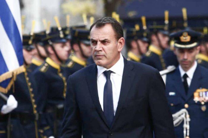 Νίκος Παναγιωτόπουλος: Πάντα έτοιμοι να υπερασπιστούμε τα κυριαρχικά μας δικαιώματα