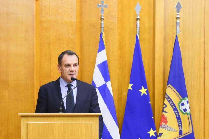 Νίκος Παναγιωτόπουλος: Εάν χρειαστεί θα απαντήσουμε, εάν κρίνουμε ότι έχουν ξεπεραστεί οι κόκκινες γραμμές