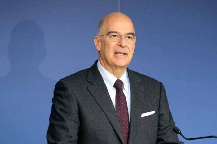 Στις Βρυξέλλες θα μεταβεί αύριο ο υπουργός Εξωτερικών Νίκος Δένδιας