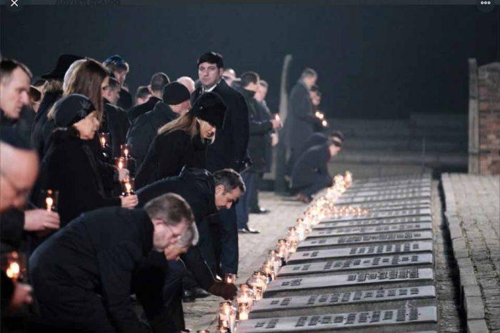 Βάλτερ Στάινμάιερ: Το Άουσβιτς είναι το άθροισμα της λαϊκιστικής εθνικιστικής σκέψης