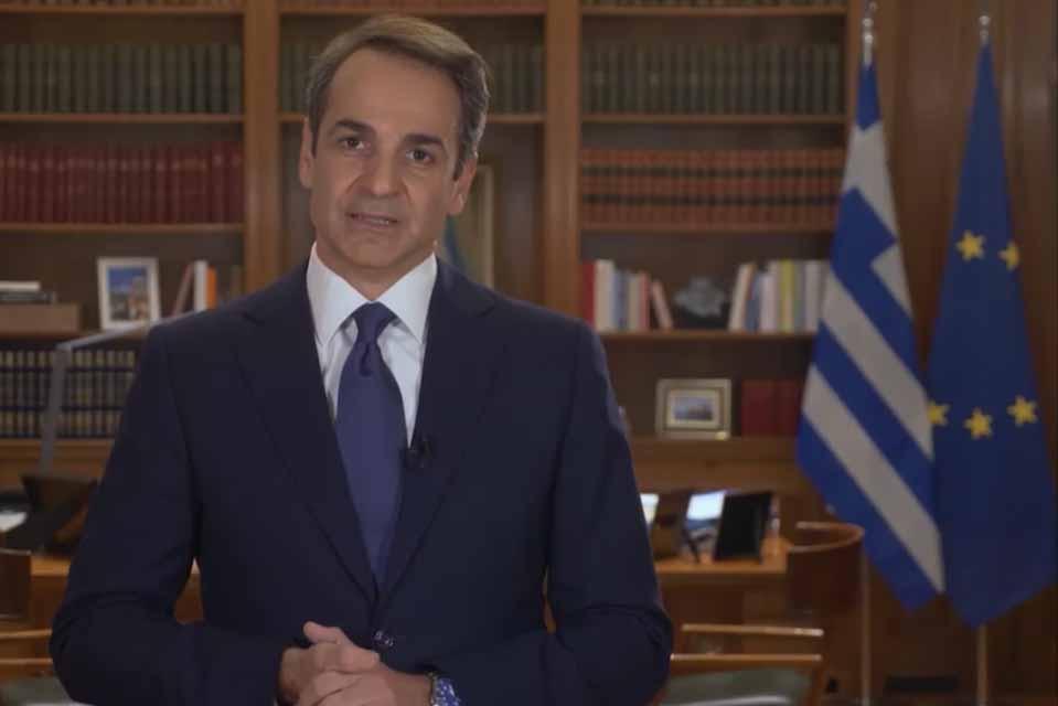 Την Αικατερίνη Σακελλαροπούλου, πρότεινε ο πρωθυπουργός, για τη θέση του Προέδρου της Δημοκρατίας
