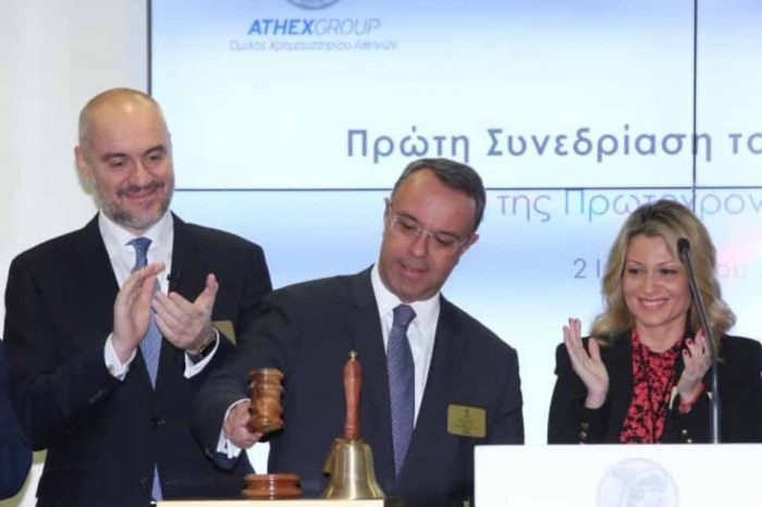 Χρήστος Σταϊκούρας: Σε αναπτυξιακή τροχιά η ελληνική οικονομία