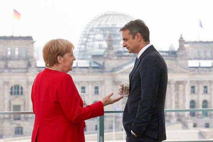 Γερμανική Κυβέρνηση: Την κατανόησή της για το «θεμιτό ενδιαφέρον και την ανησυχία» της Ελλάδας  για τη Διάσκεψη του Βερολίνο