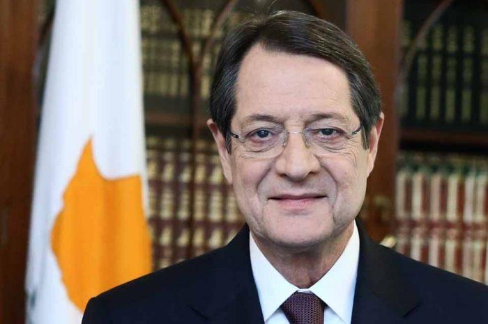 Ο Νίκος Αναστασιάδης, ζήτησε τη μεσολάβηση της καγκελαρίου Άγκελα Μέρκελ