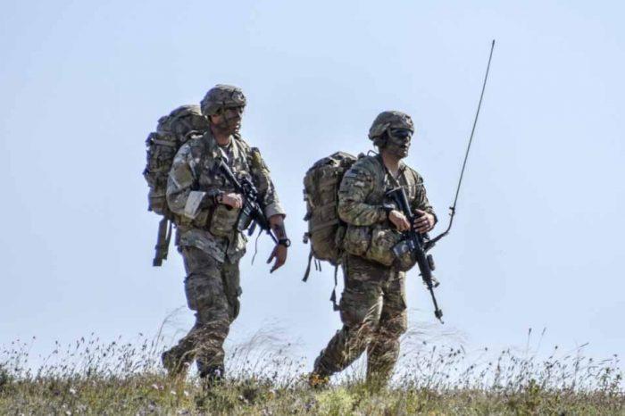 Ξεκίνησαν οι κοινές επιχειρήσεις των ενόπλων δυνάμεων των ΗΠΑ και του Ιράκ