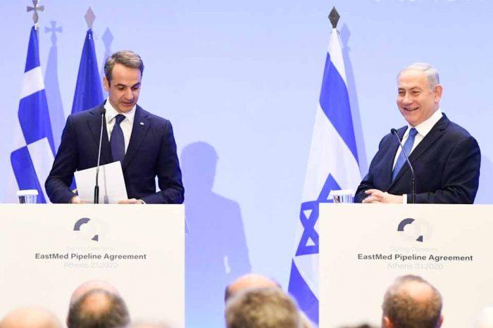 Γιόσι Αμράνι: Ισραήλ και Ελλάδα έχουμε μια ισχυρή στρατηγική σχέση