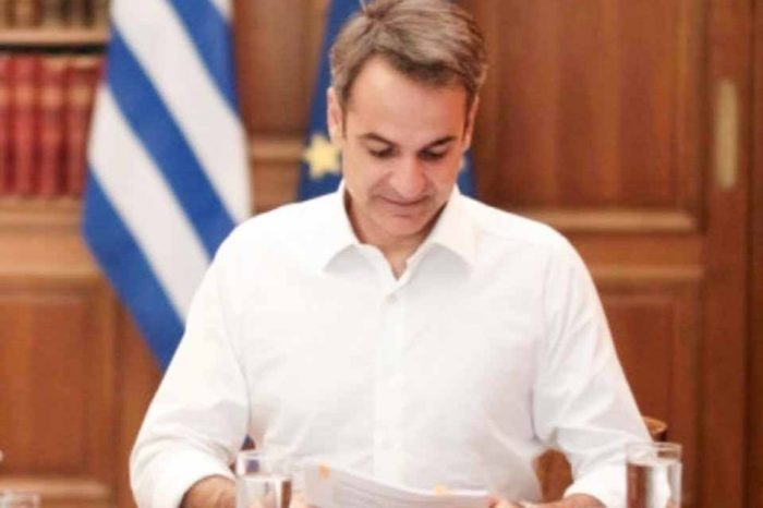 Πρωθυπουργός Κυριάκος Μητσοτάκης: Αναγκαία η έκδοση κορονό-ομολόγου