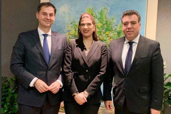 Θαλάσσια σύνδεση μεταξύ Ελλάδας -Κύπρου