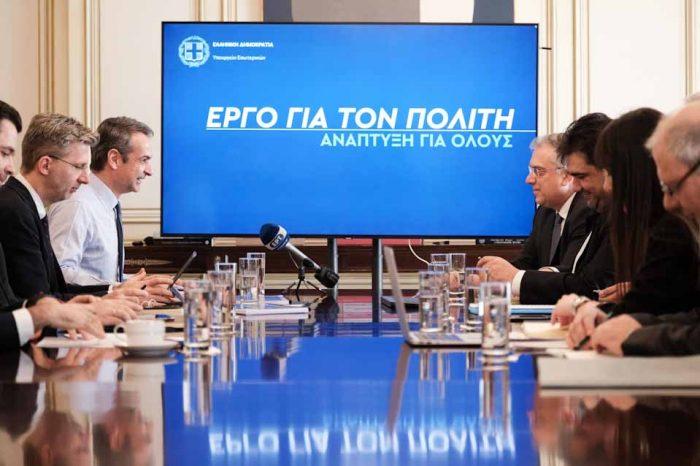 Η Ελλάδα σε τροχιά,προόδου,ανάπτυξης και μεταρρυθμίσεων