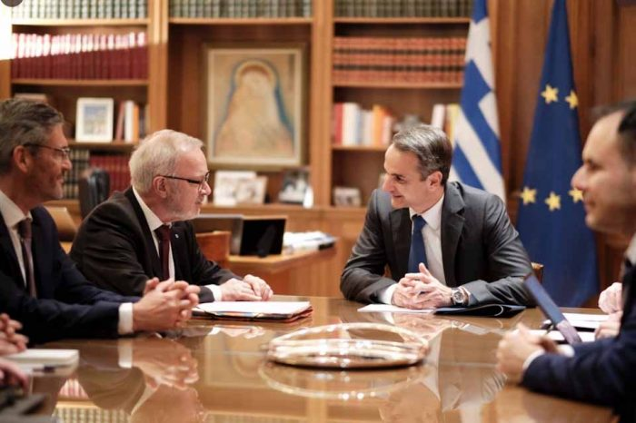 Tα αναπτυξιακά, σχέδια της κυβέρνησης για τη συνεργασία με την ΕΤΕπ
