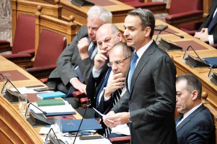 Πρωθυπουργός: Αναρωτιέμαι , αν έχετε λόγο ύπαρξης σε μία Ελλάδα η οποία επιστρέφει στην κανονικότητα