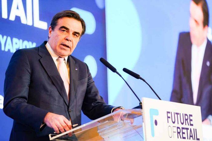 Η Ε.Ε. θα δώσει πειστικές ευρωπαϊκές λύσεις στις νέες τεχνολογίες που θα αλλάξουν το μέλλον του εμπορίου