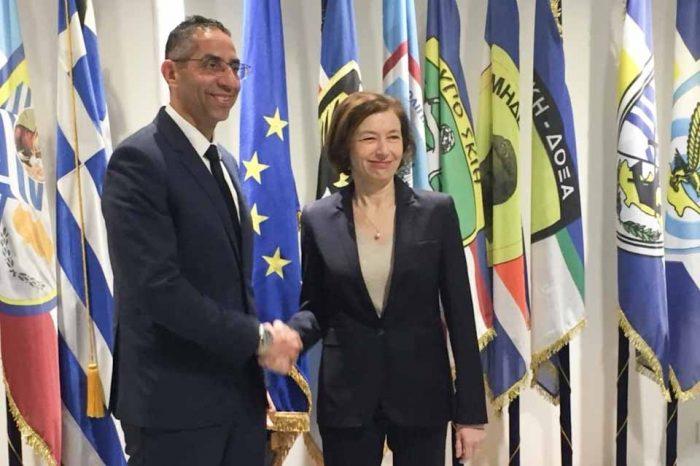 Πλήρη στήριξη της Γαλλίας προς την Κυπριακή Δημοκρατία
